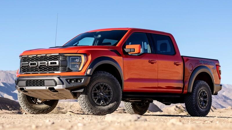 Ford renueva la F-150 Raptor y puede llegar a la Argentina