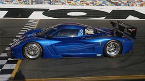 Chevrolet Corvette Daytona 2012 se presenta