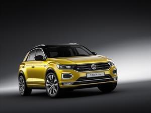 Volkswagen T-Roc R Line se presenta