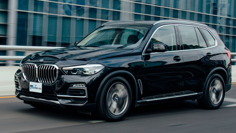 Manejamos la BMW X5 Plug-In Hybrid 2021