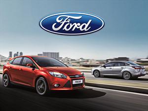 El Ford Focus se mantiene como el auto más vendido del mundo