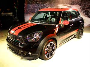 MINI Countryman John Cooper Works: Estreno en Chile