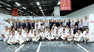 Honda Argentina invierte $120 millones en su planta de Campana