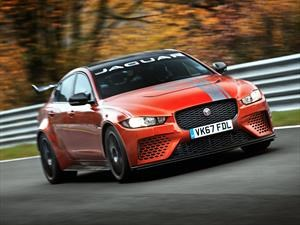Video: Jaguar XE SV Project 8, locuras en Nürburgring