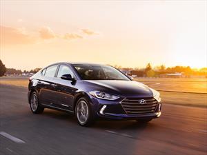 Hyundai Elantra 2017: Prueba de manejo