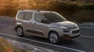 Citroën Berlingo EAT8, para viajar sin preocuparse de los cambios