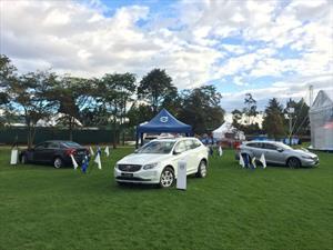 Volvo es el vehículo oficial del Claro Open Colsánitas