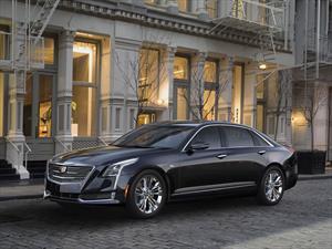 Cadillac CT6 2016, el buque insignia de la marca