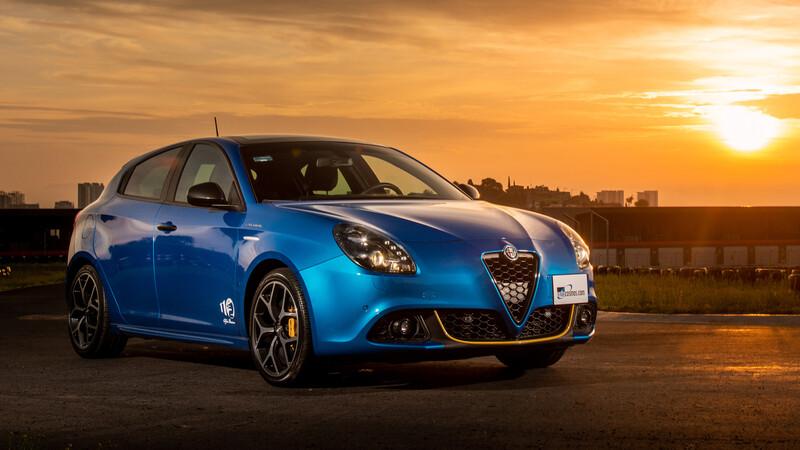 Manejamos el Alfa Romeo Giulietta 2020