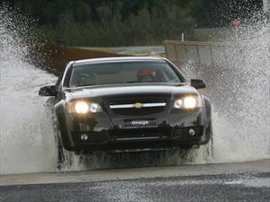 Conozca el Chevrolet Omega Fittipaldi de Lula Da Silva