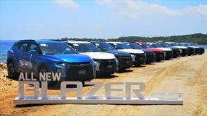 10 argumentos que seducen de la Chevrolet Blazer RS