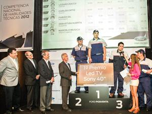 Ford Argentina realizó la 5ta Competencia Nacional de Habilidades Técnicas