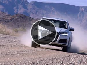 Video: Observa al Audi Q7 2016 en acción