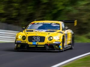 Bentley Continental 24, el regreso a Nürburgring