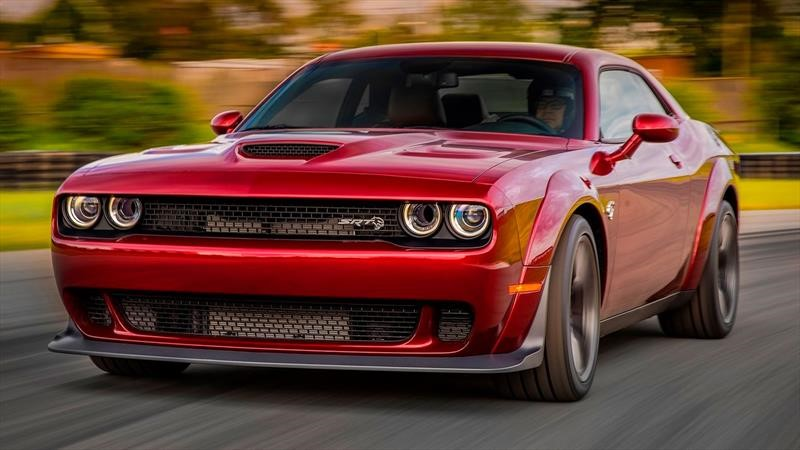 Dodge niega que haya un Challenger ACR para pista