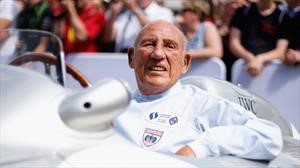 Muere Sir Stirling Moss a los 90 años