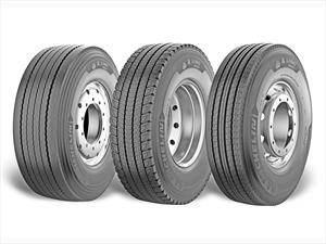 Michelin presenta nuevos neumáticos para camión