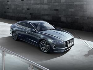 Hyundai Sonata 2020 debuta