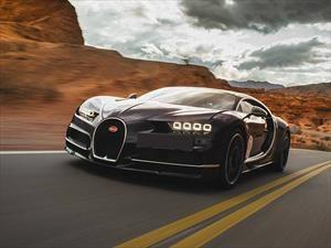 Bugatti Chiron es el mejor hiperdeportivo de 2017