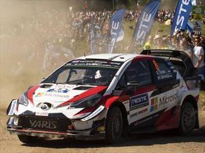 WRC 2018 - Rally de Finlandia: Festejo escandinavo para Toyota