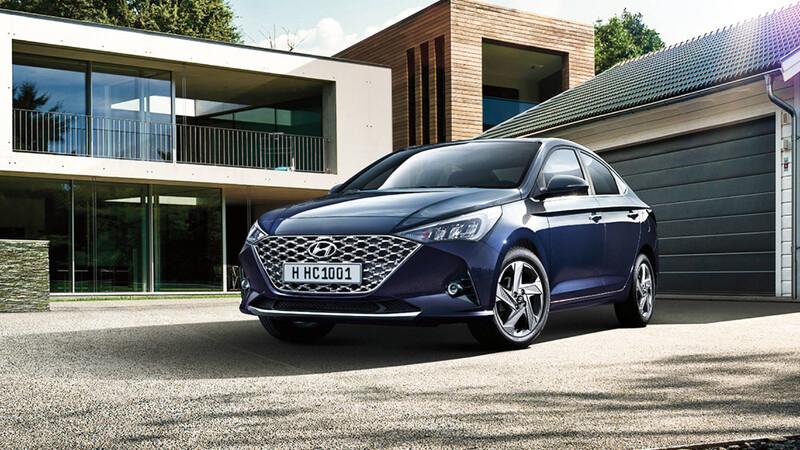 Hyundai Accent 2021 en Chile: precios, versiones y equipamiento