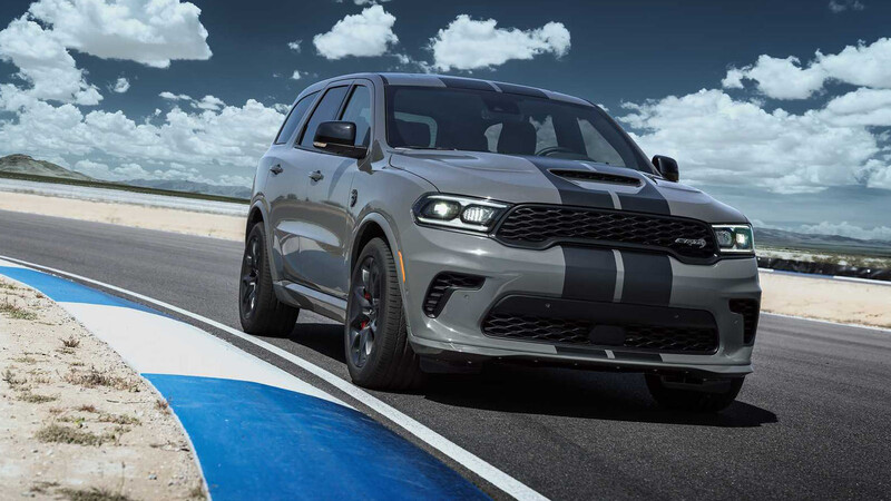 Dodge Durango SRT Hellcat 2021, un dragster familiar