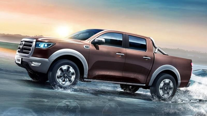 Great Wall se prepara a lanzar su nueva pick-up Poer