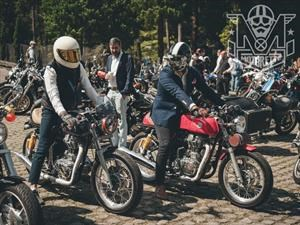 Vive el Distingued Gentleman's Ride 2017