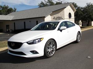 Mazda 6 2014 llega a México desde $319,900 pesos
