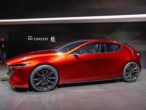 Tokio 2017: Mazda KAI Concept, el anticipo del Mazda3