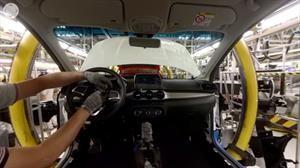 Visitá la fábrica del FIAT Cronos sin salir de casa