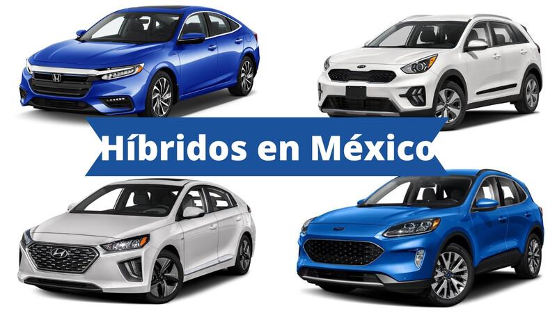 No sólo es el Prius, conoce todos los híbridos convencionales HEV a la venta en México en 2021