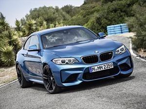 Llega a la Argentina el BMW M2 Coupé