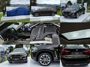 La nueva BMW X6 llega a Colombia desde $259,900.000