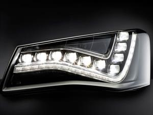 Así ha evolucionado la iluminación en los carros