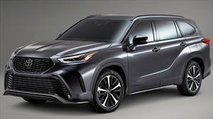 Toyota Highlander XSE 2021 debuta