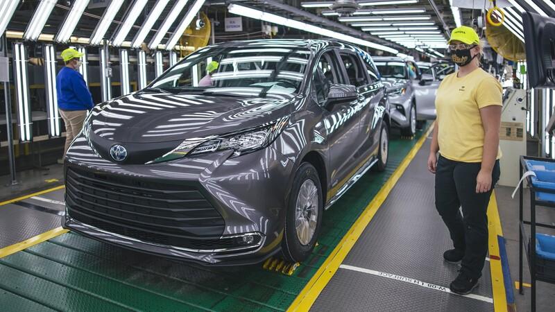 Toyota ha fabricado 30 millones de autos en Estados Unidos