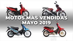 Top 10: Las motos más vendidas de mayo 2019