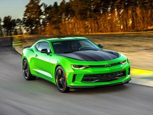 Chevrolet Camaro 1LE 2017, un muscle car ideal para la pista