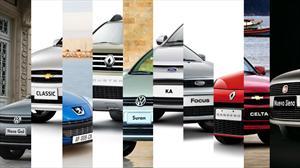 Top 10: Los 10 autos más vendidos de Argentina