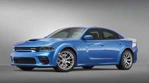 Dodge Charger SRT Hellcat Widebody 2020, edición 'Daytona 50th Anniversary'