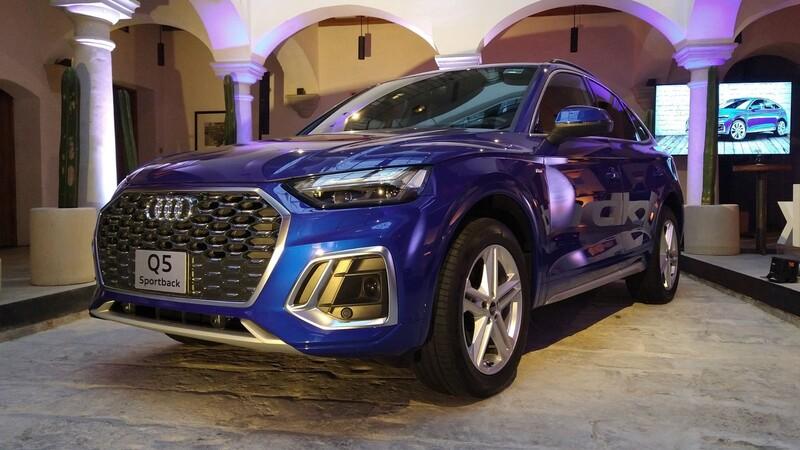 Audi Q5 Sportback 2022 primer contacto con un sofisticado SUV Coupé hecho en México