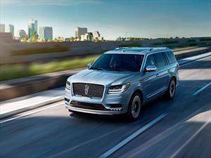 Lincoln Navigator 2018 llega a México desde $1,650,000 pesos