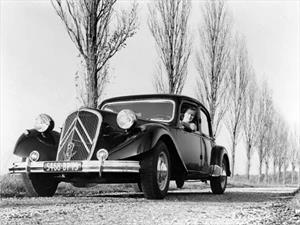Citroën Traction Avant, el primer carro de tracción delantera cumple 80 años
