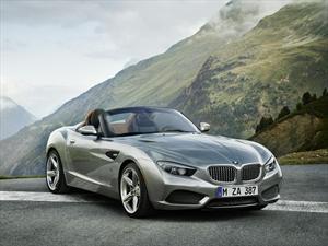 BMW Zagato Roadster se presenta en Pebble Beach