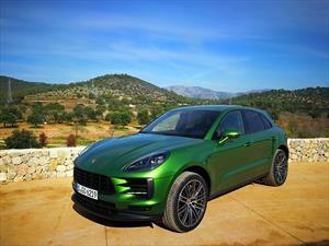 Porsche Macan 2019 primer contacto, la SUV que mejor se maneja