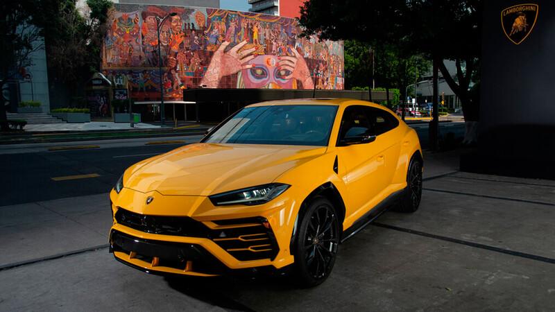 Lamborghini Urus es llamado a revisión por riesgo de incendio