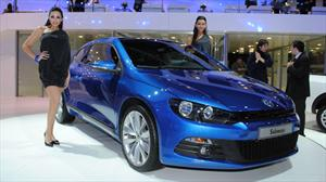 Volkswagen anticipa en la costa la llegada del Scirocco.