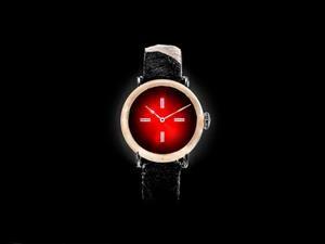 Swiss Mad por H. Moser & Cie, es el primer reloj con caja hecha de queso