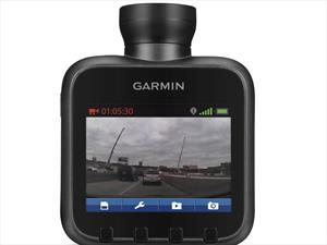 Garmin Dash Cam, dispositivo de ayuda en casos de choques